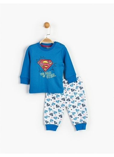Superman Set Mavi